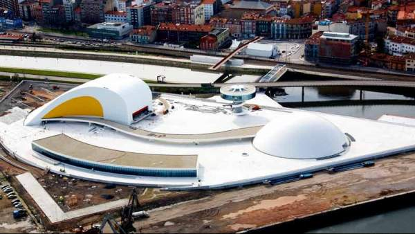 El centro niemeyer abre sus puertas en avil s - Arquitectos aviles ...