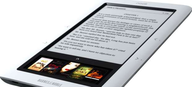 Microsoft demanda a Barnes&Noble por el lector de libros electrónicos Nook