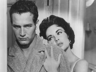 Con Paul Newman