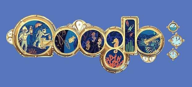 Google patenta los dibujos de su logo, los 'doodles'