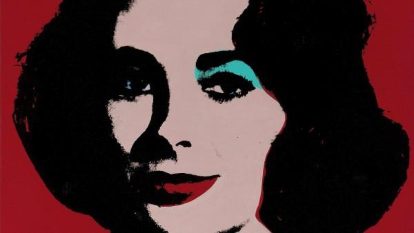 Retratada por Andy Warhol