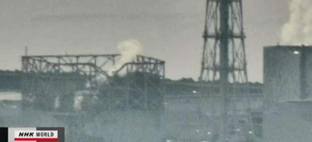 Humo blanco en Fukushima