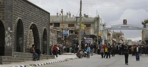 Hospital en Siria
