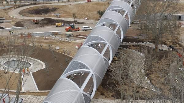El puente de Arganzuela diseñado por Perrault