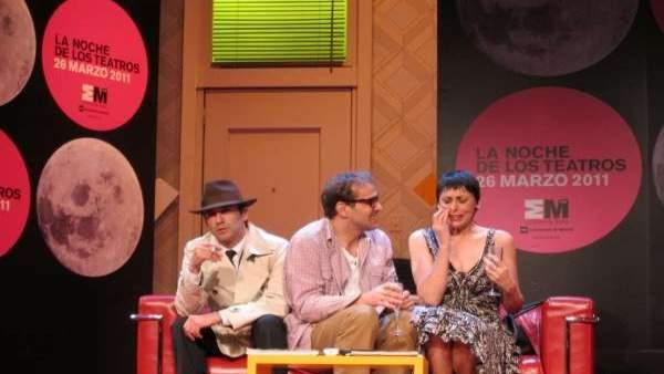 La Noche de los Teatros 2011
