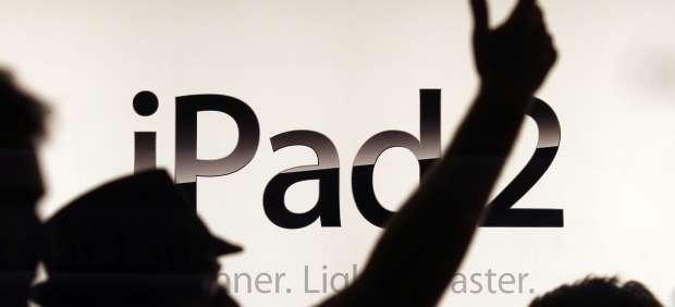 El iPad 2 aterriza en España