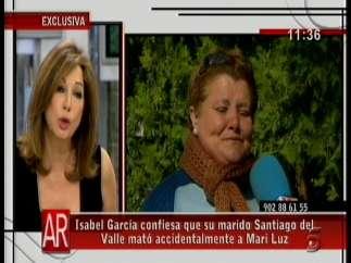 Entrevista a Isabel García