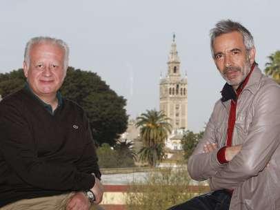Juan Echanove e Imanol Arias