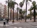 El Raval de Barcelona.