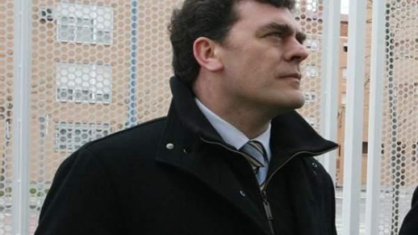 Rafael Gómez Montoya, alcalde de Leganés