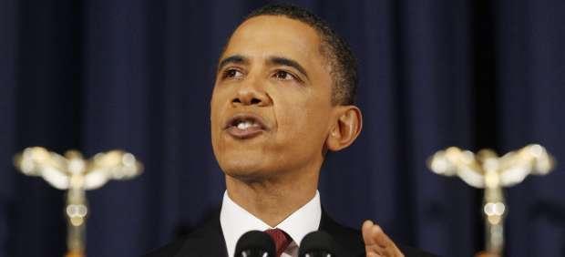 Obama, en su discurso sobre Libia
