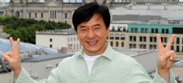 Internet 'mata' a Jackie Chan