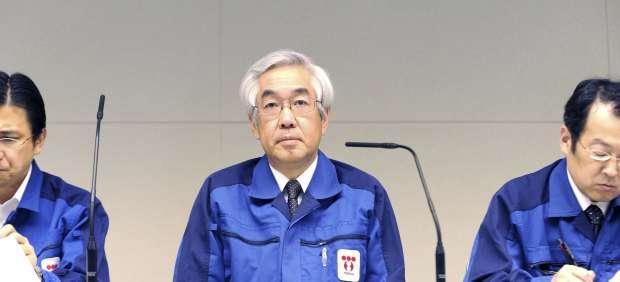 El vicepresidente de TEPCO