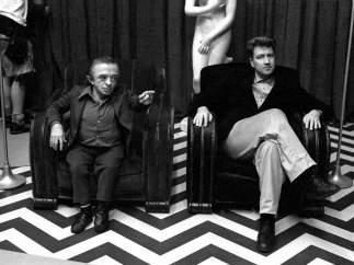 Lynch y el Hombre de otro lugar