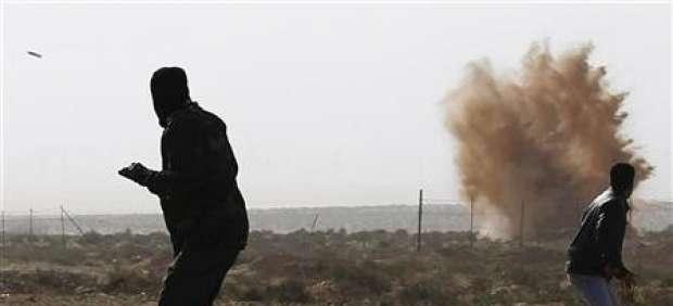 Explosi�n en Libia