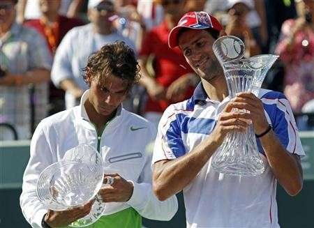 """Rafa Nadal: """"Mi preocupación para nada es Novak Djokov"""