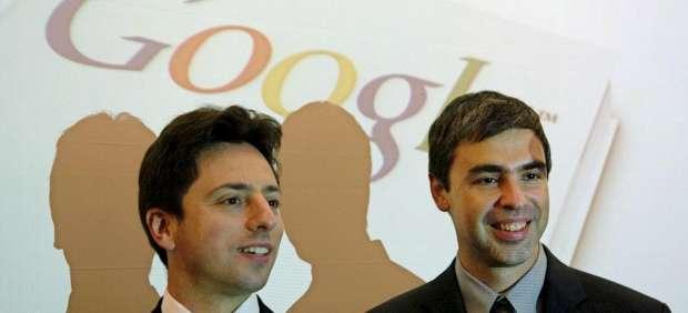 Nueva etapa en Google con su cofundador Larry Page al frente