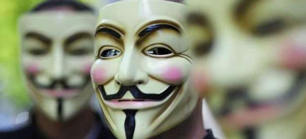 Anonymous se une a las protestas contra la ley estadounidense antipiratería