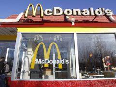 Los talibán se burlan de McDonald's