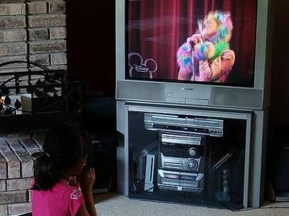 Menores y televisión