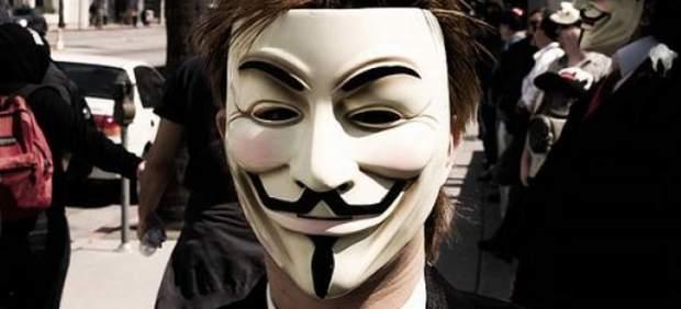 Anonymous niega planear un ataque contra Facebook