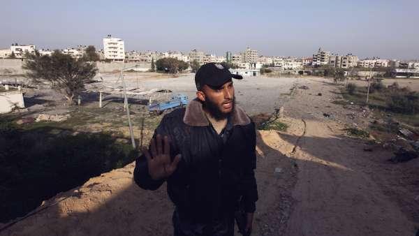 Alto el fuego de Hamás