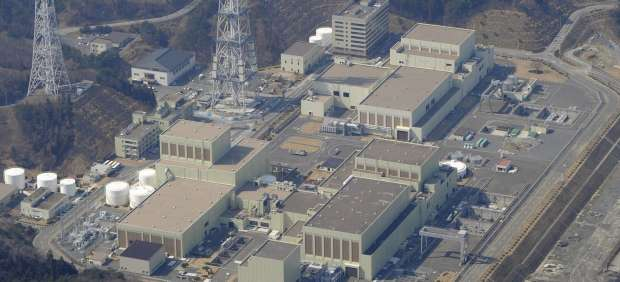 La central japonesa nuclear de Onagawa