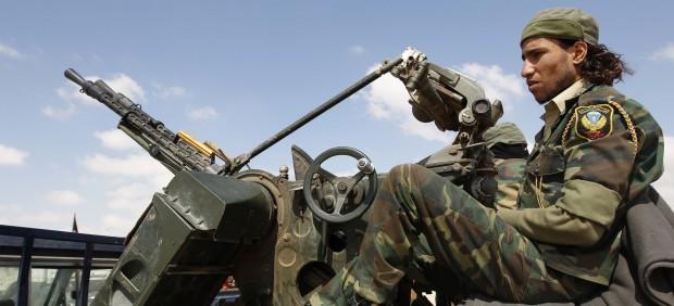 Ataques en Libia