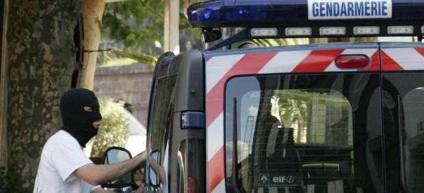 Gendarmer�a francesa