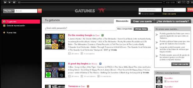 Los creadores de Tuenti fundan Gatunes, la primera red social española de música