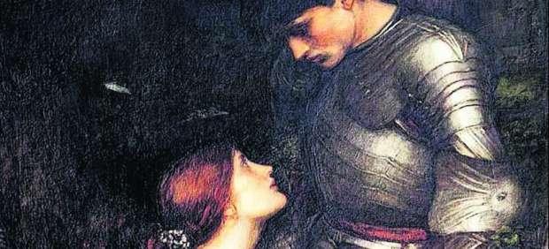 'Lamia y el soldado'