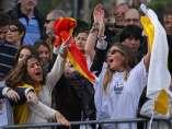 Visita del Papa a Barcelona
