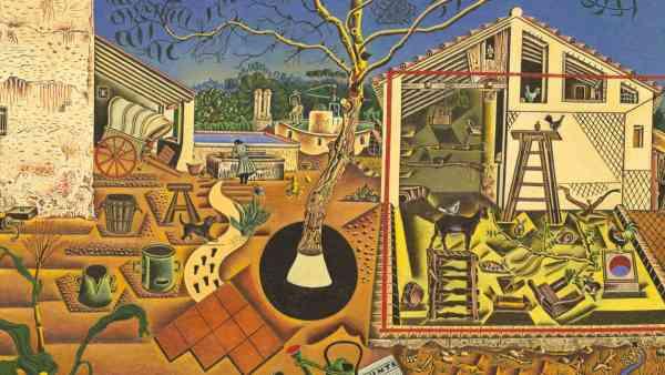 'La granja', 1921-1922