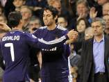Ronaldo, Kaká y Mourinho
