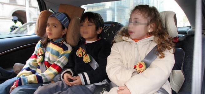 Silla de coche para niños.