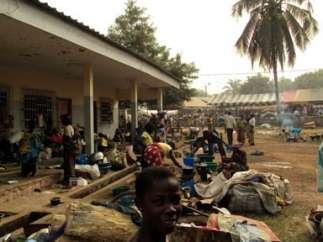 Misión salesiana en Costa de Marfil