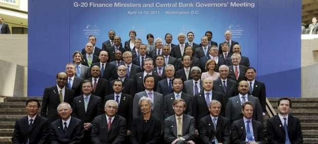 Reunión en el FMI