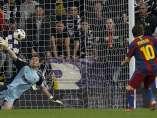 Gol de Messi a Casillas