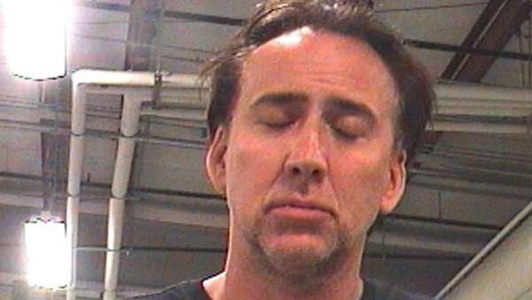 Cage, arrestado por violencia doméstica