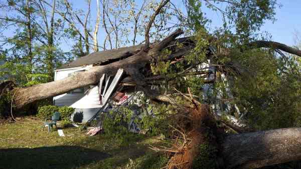 Fuerte tornado en EE UU