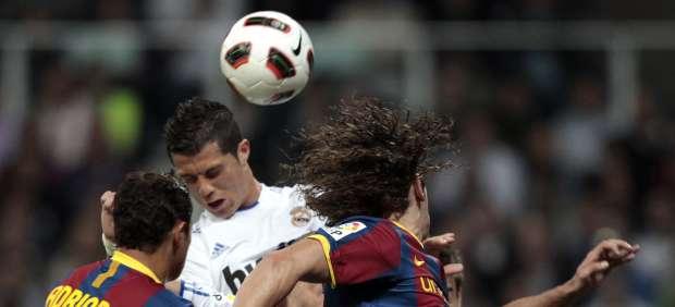 Madrid - Barça