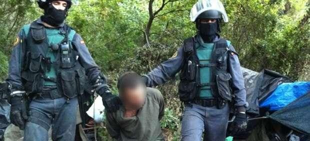 Detenido un bandolero en Cádiz
