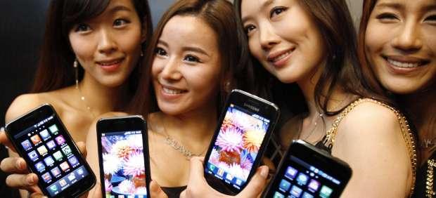 Apple acusa a Samsung de copiar el iPhone y el iPad