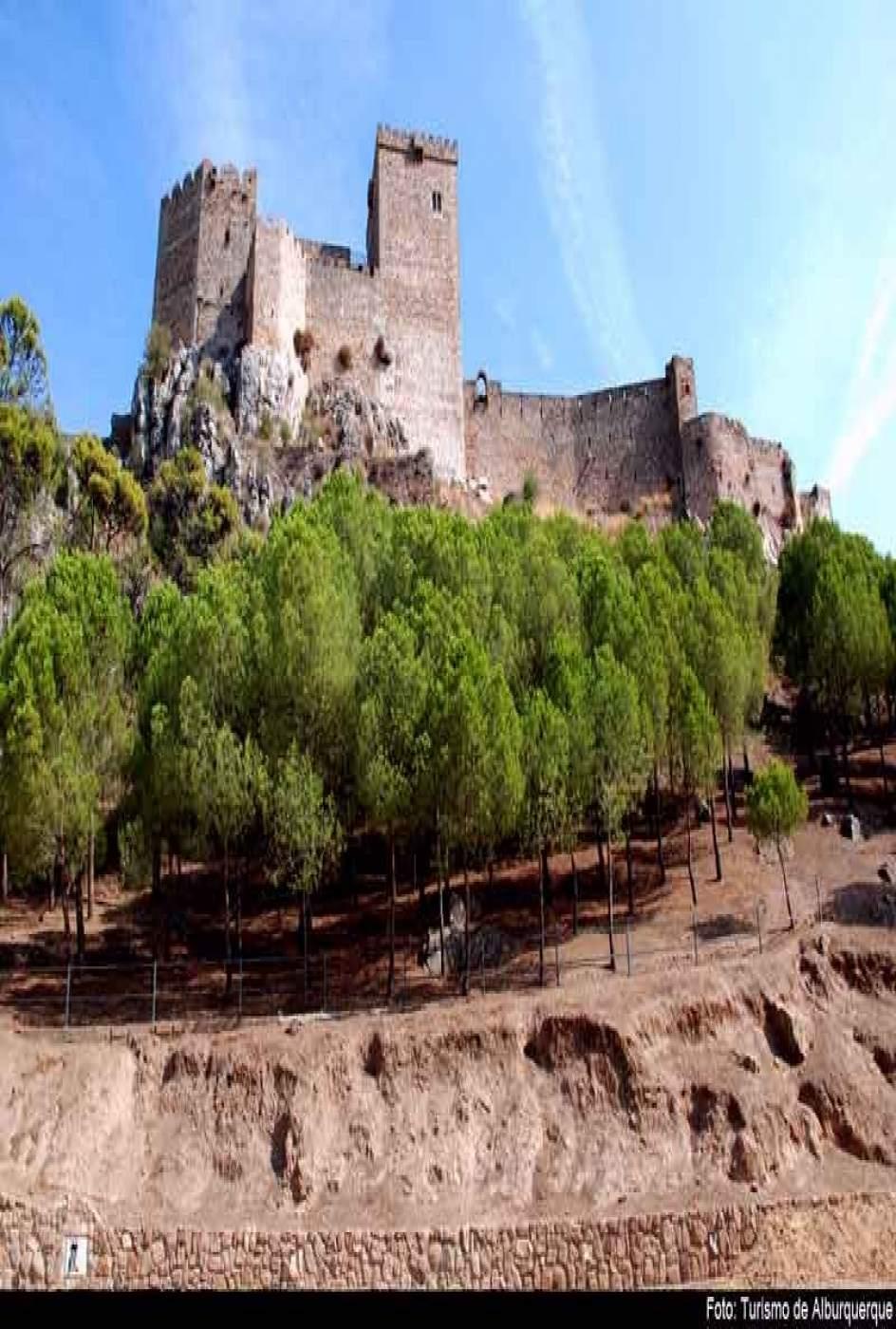 Fotos del castillo de la puebla de alcocer 24