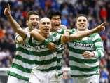 Jugadores del Celtic