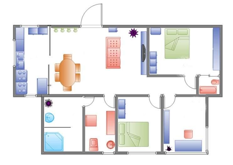 Contratar un arquitecto con qu honorarios y c mo se pagan - Programa para dibujar planos facil ...