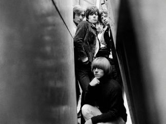 Con los Stones, 1965