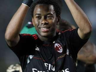 Robinho, del Milan