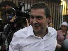 Arnaldo Otegi es convocado como presidente de mesa electoral el 20-D