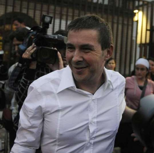 Arnaldo otegi es convocado como presidente de mesa for Presidente mesa electoral
